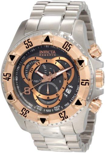 インビクタ 時計 インヴィクタ メンズ 腕時計 Invicta Men's 1879 Reserve Chronograph Grey Dial Stainless Steel Watch インビクタ 時計 インヴィクタ メンズ 腕時計 Invicta Men's 1879 Reserve Chronograph Grey Dial Stainless Steel Watch