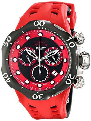 インビクタ 時計 インヴィクタ メンズ 腕時計 Invicta Men's 16987 Venom Analog Display Swiss Quartz Black Watch インビクタ 時計 インヴィクタ メンズ 腕時計 Invicta Men's 16987 Venom Analog Display Swiss Quartz Black Watch