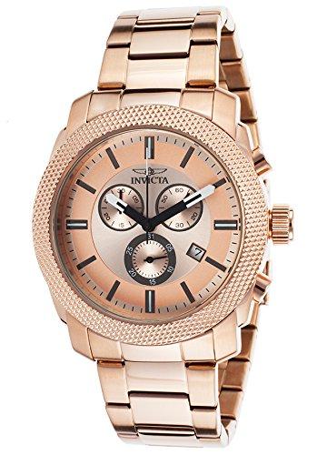 インビクタ 時計 インヴィクタ メンズ 腕時計 Invicta Men's 17745 Specialty Analog Display Swiss Quartz Rose Gold Watch インビクタ 時計 インヴィクタ メンズ 腕時計 Invicta Men's 17745 Specialty Analog Display Swiss Quartz Rose Gold Watch