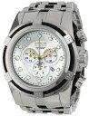 インビクタ 時計 インヴィクタ メンズ 腕時計 Invicta Men's 14067 Bolt Reserve Chronograph Silver Dial Stainless Steel Watch