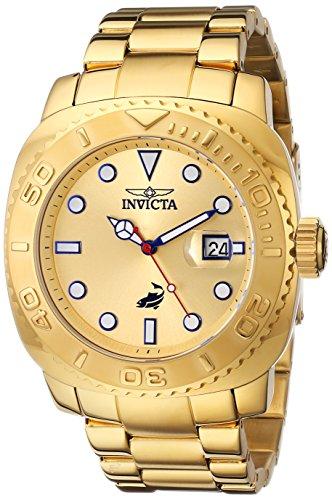インビクタ 時計 インヴィクタ メンズ 腕時計 Invicta Men's INVICTA-14485 Pro Diver Analog Display Japanese Automatic Gold Watch インビクタ 時計 インヴィクタ メンズ 腕時計 Invicta Men's INVICTA-14485 Pro Diver Analog Display Japanese Automatic Gold Watch
