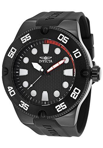 インビクタ 時計 インヴィクタ メンズ 腕時計 Invicta Men's Pro Diver Black Silicone and Dial インビクタ 時計 インヴィクタ メンズ 腕時計 Invicta Men's Pro Diver Black Silicone and Dial【貴い】