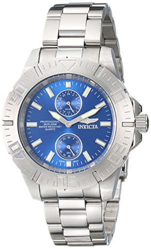 """インビクタ 時計 インヴィクタ メンズ 腕時計 Invicta Men's 14346SYB """"Pro Diver"""" Stainless Steel  Silver Watch インビクタ 時計 インヴィクタ メンズ 腕時計 Invicta Men's 14346SYB """"Pro Diver"""" Stainless Steel  Silver Watch"""