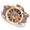インビクタ 時計 インヴィクタ メンズ 腕時計 Invicta Mens Russian Diver Swiss Made Quartz Chronograph Retrograde Brown Watch 5667