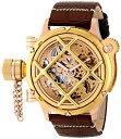 インビクタ 時計 インヴィクタ メンズ 腕時計 Invicta Men's 16371 Russian Diver Analog Display Mechanical Hand Wind Brown Watch