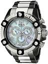 インビクタ 時計 インヴィクタ メンズ 腕時計 Invicta Men's 15834 Reserve Analog Display Swiss Quartz Two Tone Watch
