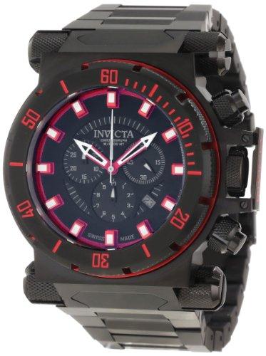 インビクタ 時計 インヴィクタ メンズ 腕時計 Invicta Men's 10032 Coalition Forces Chronograph Black Dial Watch インビクタ 時計 インヴィクタ メンズ 腕時計 Invicta Men's 10032 Coalition Forces Chronograph Black Dial Watch