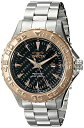 インビクタ 時計 インヴィクタ メンズ 腕時計 Invicta Men's 12557SYB Pro Diver Analog Display Japanese Quartz Silver Watch
