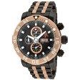 インビクタ 時計 インヴィクタ メンズ 腕時計 Invicta 14228 Mens 53mm Sea Base Swiss Valjoux 7750 Two-Tone Titanium Watch