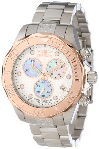 インビクタ 時計 インヴィクタ メンズ 腕時計 Invicta Men's 11450 Pro Diver Chronograph Silver Tone Textured Dial Stainless Steel Watch インビクタ 時計 インヴィクタ メンズ 腕時計 Invicta Men's 11450 Pro Diver Chronograph Silver Tone Textured Dial Stainless Steel Watch