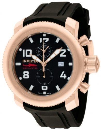 インビクタ 時計 インヴィクタ 腕時計 SEA HUNTER BLK RS DL QTZ CHRON BLK PU インビクタ 時計 インヴィクタ 腕時計 SEA HUNTER BLK RS DL QTZ CHRON BLK PU