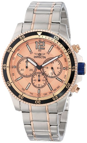 インビクタ 時計 インヴィクタ メンズ 腕時計 Invicta Men's 13977 Specialty Analog Display Japanese Quartz Two Tone Watch インビクタ 時計 インヴィクタ メンズ 腕時計 Invicta Men's 13977 Specialty Analog Display Japanese Quartz Two Tone Watch