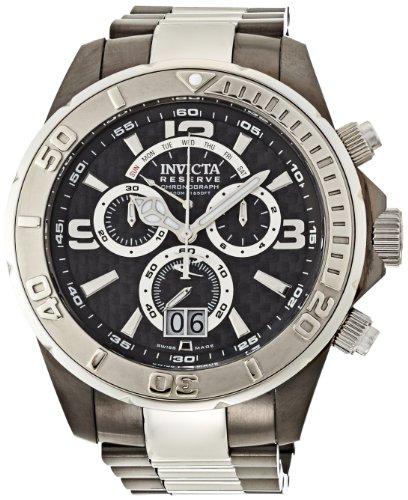 インビクタ 時計 インヴィクタ メンズ 腕時計 Invicta Reserve Chronograph Black Dial Two-tone Mens Watch 14053 インビクタ 時計 インヴィクタ メンズ 腕時計 Invicta Reserve Chronograph Black Dial Two-tone Mens Watch 14053【エネルギー効率の高いです】