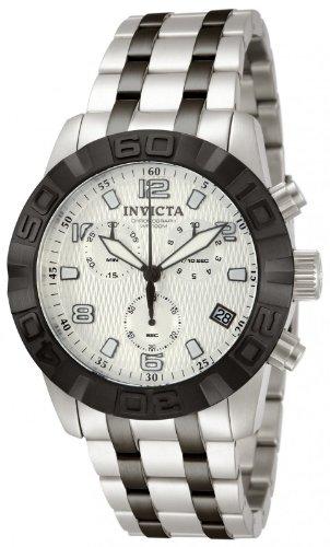 インビクタ 時計 インヴィクタ メンズ 腕時計 Invicta Mens Pro Diver Ocean Predator Swiss ETA Two Tone Stainless Steel Silver Dial Watch 80372 インビクタ 時計 インヴィクタ メンズ 腕時計 Invicta Mens Pro Diver Ocean Predator Swiss ETA Two Tone Stainless Steel Silver Dial Watch 80372