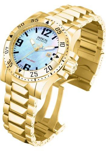 インビクタ 時計 インヴィクタ メンズ 腕時計 Invicta Men's 6244 Reserve Collection 18k Gold-Plated Stainless Steel Watch インビクタ 時計 インヴィクタ メンズ 腕時計 Invicta Men's 6244 Reserve Collection 18k Gold-Plated Stainless Steel Watch