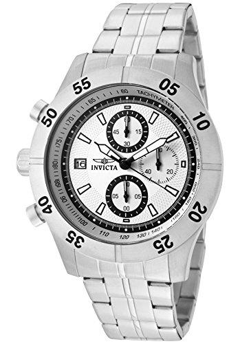 インビクタ 時計 インヴィクタ メンズ 腕時計 Invicta Men's 11274 Specialty Chronograph Light Silver Textured Dial Stainless Steel Watch インビクタ 時計 インヴィクタ メンズ 腕時計 Invicta Men's 11274 Specialty Chronograph Light Silver Textured Dial Stainless Steel Watch