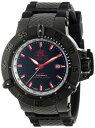 едеєе╙епе┐ ╗■╖╫ едеєеЇегепе┐ есеєе║ ╧╙╗■╖╫ Invicta Men's 13919 Subaqua Noma III GMT Black Dial Black Polyurethane Watch