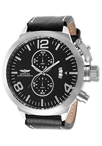 インビクタ 時計 インヴィクタ メンズ 腕時計 Invicta Men's 17066 Corduba Analog Display Japanese Quartz Black Watch インビクタ 時計 インヴィクタ メンズ 腕時計 Invicta Men's 17066 Corduba Analog Display Japanese Quartz Black Watch