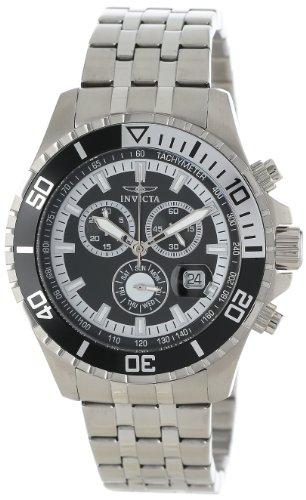インビクタ 時計 インヴィクタ メンズ 腕時計 Invicta Men's 13648 Pro Diver Chronograph Black Dial Stainless Steel Watch インビクタ 時計 インヴィクタ メンズ 腕時計 Invicta Men's 13648 Pro Diver Chronograph Black Dial Stainless Steel Watch