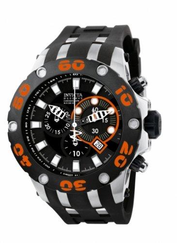 インビクタ 時計 インヴィクタ メンズ 腕時計 Invicta Men's 0905 Reserve Chronograph Black Dial Rubber Watch インビクタ 時計 インヴィクタ メンズ 腕時計 Invicta Men's 0905 Reserve Chronograph Black Dial Rubber Watch