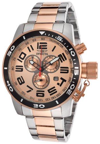インビクタ 時計 インヴィクタ メンズ 腕時計 Invicta Men's 17100 Corduba Analog Display Swiss Quartz Two Tone Watch インビクタ 時計 インヴィクタ メンズ 腕時計 Invicta Men's 17100 Corduba Analog Display Swiss Quartz Two Tone Watch