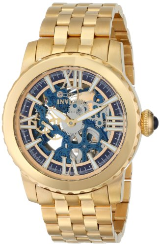 インビクタ 時計 インヴィクタ メンズ 腕時計 Invicta Men's 14551 Specialty Analog Display Chinese Automatic Gold Watch インビクタ 時計 インヴィクタ メンズ 腕時計 Invicta Men's 14551 Specialty Analog Display Chinese Automatic Gold Watch