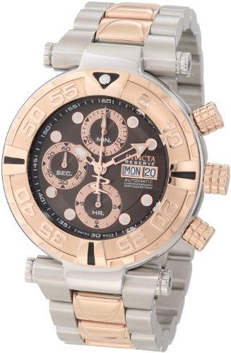 インビクタ 時計 インヴィクタ メンズ 腕時計 Invicta Men's 10484 Subaqua Reserve Automatic Chronograph Brown Dial Two Tone Stainless Steel Watch インビクタ 時計 インヴィクタ メンズ 腕時計 Invicta Men's 10484 Subaqua Reserve Automatic Chronograph Brown Dial Two Tone Watch最高のオファー(最高のオファー)