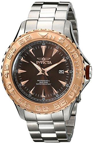 インビクタ 時計 インヴィクタ メンズ 腕時計 Invicta Men's 17561 Pro Diver Analog Display Japanese Quartz Silver Watch インビクタ 時計 インヴィクタ メンズ 腕時計 Invicta Men's 17561 Pro Diver Analog Display Japanese Quartz Silver Watch