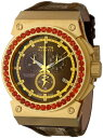 Watches - インビクタ 時計 インヴィクタ メンズ 腕時計 Invicta Men's 14823 Akula Analog Display Swiss Quartz Brown Watch