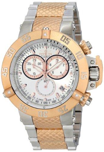 インビクタ 時計 インヴィクタ メンズ 腕時計 Invicta Men's 15950 Subaqua Analog Display Swiss Quartz Two Tone Watch インビクタ 時計 インヴィクタ メンズ 腕時計 Invicta Men's 15950 Subaqua Analog Display Swiss Quartz Two Tone Watch