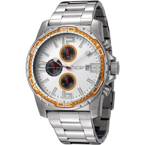 インビクタ 時計 インヴィクタ メンズ 腕時計 I By Invicta Men's 41690-002 Chronograph Stainless Steel Watch インビクタ 時計 インヴィクタ メンズ 腕時計 I By Invicta Men's 41690-002 Chronograph Stainless Steel Watch