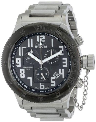 インビクタ 時計 インヴィクタ メンズ 腕時計 Invicta Men's 15559 Russian Diver Analog Display Swiss Quartz Silver Watch インビクタ 時計 インヴィクタ メンズ 腕時計 Invicta Men's 15559 Russian Diver Analog Display Swiss Quartz Silver Watch便利(便利)