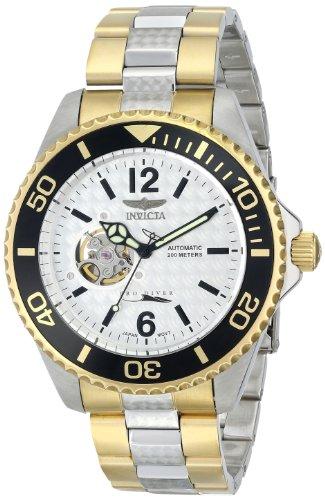 インビクタ 時計 インヴィクタ メンズ 腕時計 Invicta Men's 15595 Pro Diver Analog Display Japanese Automatic Two Tone Watch インビクタ 時計 インヴィクタ メンズ 腕時計 Invicta Men's 15595 Pro Diver Analog Display Japanese Automatic Two Tone Watch
