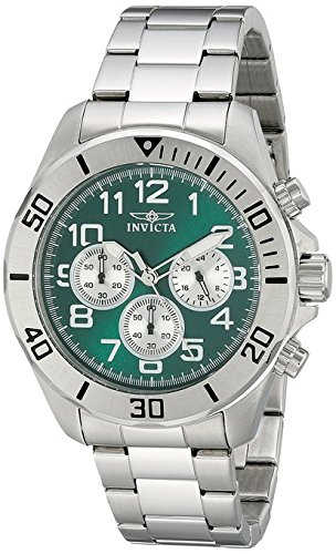 インビクタ 時計 インヴィクタ メンズ 腕時計 Invicta Men's 18007SYB Pro Diver Analog Display Japanese Quartz Silver Watch インビクタ 時計 インヴィクタ メンズ 腕時計 Invicta Men's 18007SYB Pro Diver Analog Display Japanese Quartz Silver Watch