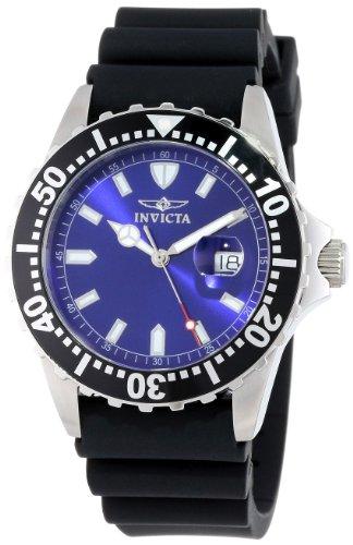インビクタ 時計 インヴィクタ メンズ 腕時計 Invicta Men's 10919 Pro Diver Blue Dial Black Polyurethane Watch インビクタ 時計 インヴィクタ メンズ 腕時計 Invicta Men's 10919 Pro Diver Blue Dial Black Polyurethane Watch