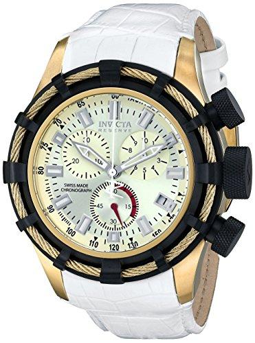 インビクタ 時計 インヴィクタ メンズ 腕時計 Invicta Men's 15267 Bolt Analog Display Swiss Quartz White Watch インビクタ 時計 インヴィクタ メンズ 腕時計 Invicta Men's 15267 Bolt Analog Display Swiss Quartz White Watch
