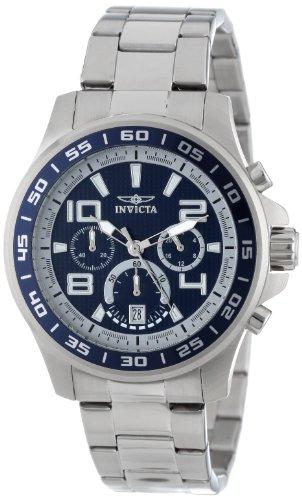 インビクタ 時計 インヴィクタ メンズ 腕時計 Invicta Men's 14332 Specialty Chronograph Navy Dial Stainless Steel Watch インビクタ 時計 インヴィクタ メンズ 腕時計 Invicta Men's 14332 Specialty Chronograph Navy Dial Stainless Steel Watch