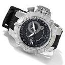 インビクタ 時計 インヴィクタ メンズ 腕時計 Invicta Subaqua Noma III Sport GMT Stainless Steel Polyurethane Strap Mens Watch 0325