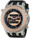 インビクタ 時計 インヴィクタ メンズ 腕時計 Invicta Men's 12590 Subaqua AnalogDigital SwissQuartz Black Watch