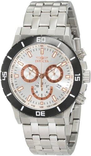 インビクタ 時計 インヴィクタ メンズ 腕時計 Invicta Men's 10466 Specialty Chronograph Silver Dial Stainless Steel Watch インビクタ 時計 インヴィクタ メンズ 腕時計 Invicta Men's 10466 Specialty Chronograph Silver Dial Stainless Steel Watch