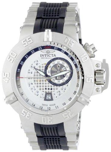 インビクタ 時計 インヴィクタ メンズ 腕時計 Invicta Men's 6162 Subaqua Noma III GMT Stainless Steel Watch インビクタ 時計 インヴィクタ メンズ 腕時計 Invicta Men's 6162 Subaqua Noma III GMT Stainless Steel Watch