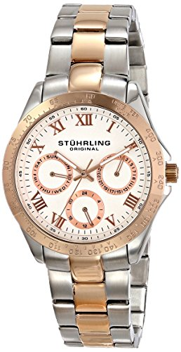 ステューリング オリジナル 腕時計 レディース 時計 Stuhrling Original Women's 774L.03 Symphony Regal Two-Tone Stainless Steel Watch with Link Bracelet ステューリング オリジナル 腕時計 レディース 時計 Stuhrling Original Women's 774L.03 Watch with Link Bracelet