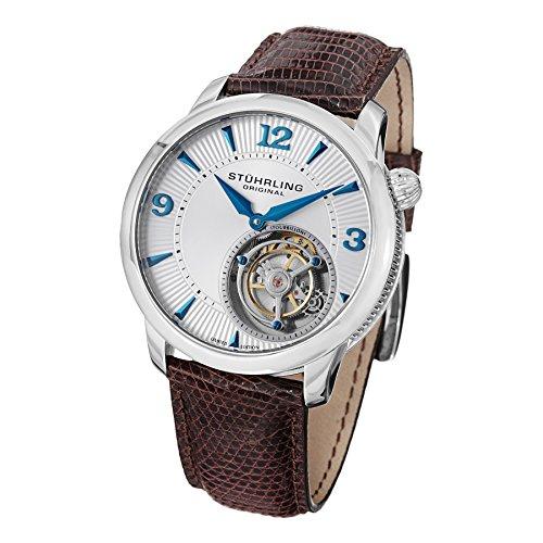 ステューリング オリジナル 腕時計 メンズ 時計 Stuhrling Original 390.331X52 Toubillon Le Mechanical Tourbillion Mens Watch ステューリング オリジナル 腕時計 メンズ 時計 Stuhrling Original 390.331X52 Toubillon Le Mechanical Tourbillion Mens Watch