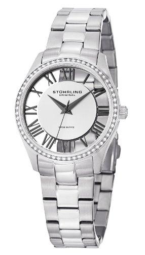 ステューリング オリジナル 腕時計 レディース 時計 Stuhrling Original Women's 750L.01 Vogue Ciara Swiss Quartz Stainless Steel Watch ステューリング オリジナル 腕時計 レディース 時計 Stuhrling Original Women's 750L.01 Vogue Ciara Swiss Quartz Stainless Steel Watch