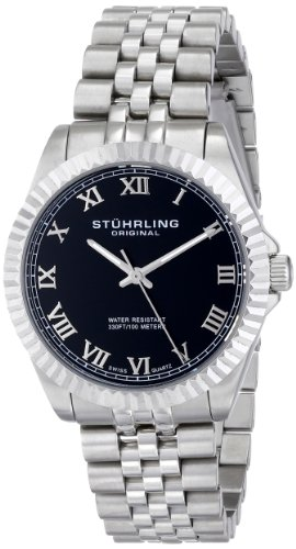 """ステューリング オリジナル 腕時計 レディース 時計 Stuhrling Original Women's 599L.02 """"Symphony Lady Coronet"""" Stainless Steel Watch with Five-Piece Link Bracelet ステューリング オリジナル 腕時計 レディース 時計 Stuhrling Original Women's 599L.02 """"Symphony Lady Coronet"""" Watch"""