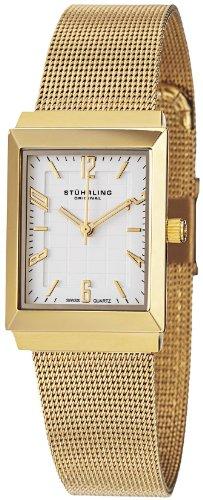 ステューリング オリジナル 腕時計 レディース 時計 Stuhrling Original Women's 126L.12332 Classic Metropolis Prospect Swiss Quartz Silver Dial Ultra Slim Watch ステューリング オリジナル 腕時計 レディース 時計 Stuhrling Original Women's 126L.12332 Watchながい