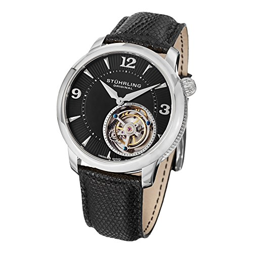 ステューリング オリジナル 腕時計 メンズ 時計 Stuhrling Original 390.331x51 Toubillon Le Mechanical Tourbillion Mens Watch ステューリング オリジナル 腕時計 メンズ 時計 Stuhrling Original 390.331x51 Toubillon Le Mechanical Tourbillion Mens Watch【甘い】