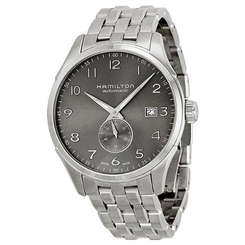 ハミルトン 腕時計 Hamilton Maestro Automatic Grey Dial Stainless Steel Watch H42515185 ハミルトン 腕時計 Hamilton Maestro Automatic Grey Dial Stainless Steel Watch H42515185