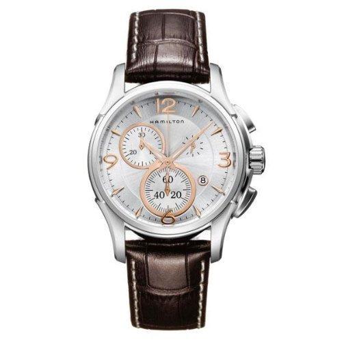 ハミルトン ジャズマスター メンズ 腕時計 Men's Hamilton American Classic Jazzmaster Chronograph Watch ハミルトン ジャズマスター メンズ 腕時計 Men's Hamilton American Classic Jazzmaster Chronograph Watch