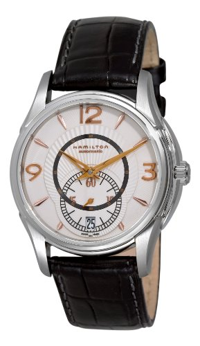 ハミルトン ジャズマスター ビューマチック メンズ 腕時計 Hamilton Men's H32385755 Jazzmaster Viewmatic Silver Small Second Subdial Watch ハミルトン ジャズマスター ビューマチック メンズ 腕時計 Hamilton Men's H32385755 Jazzmaster Viewmatic Silver Small Second Subdial Watch